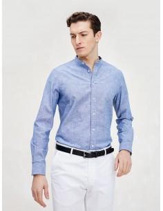 Camicia lino Tommy Hilfiger