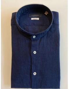 Camicia coreana slim Liverani
